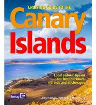 Revierführer Frankreich und Spanien Cruising Guide to the Canary Islands Imray, Laurie, Norie & Wilson Ltd.