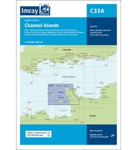 Seekarten Britische Inseln Imray Seekarte C33A - Channel Islands (North) 1:120.000 Imray, Laurie, Norie & Wilson Ltd.