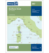 Seekarten Italien Imray Seekarte M7 - Bonifacio Strait  1:65.000 Imray, Laurie, Norie & Wilson Ltd.