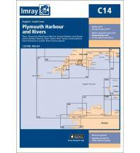 Seekarten Imray Seekarte C14 - Plymouth Harbour and Rivers 1:20.000 Imray, Laurie, Norie & Wilson Ltd.