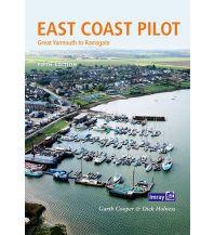 Revierführer Meer East Coast Pilot - Great Yarmouth to Ramsgate Imray, Laurie, Norie & Wilson Ltd.