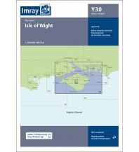 Seekarten Britische Inseln Imray Seekarte Y30, Isle of Wight 1:100.000 Imray, Laurie, Norie & Wilson Ltd.