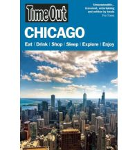 Reiseführer Time Out Guide - Chicago Time Out Guides (Random House
