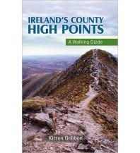 Wanderführer Gribbon Kieron - Ireland's County High Points The Collins Press