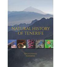 Naturführer Ashmole Philip, Myrtle Ashmole - Natural History of Tenerife Whittles Publishing