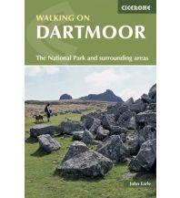 Wanderführer John Earle - Walking on Dartmoor Cicerone Press