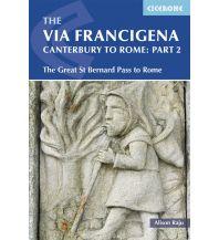 Weitwandern Via Francigena: Canterbury to Rome, Part 2 Cicerone Press