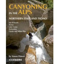 Wanderführer Canyoning in the Alps Cicerone Press