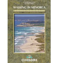 Wanderführer Dillon Paddy - Walking in Menorca Cicerone Press