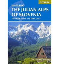 Wanderführer Walking the Julian Alps of Slovenia Cicerone Press
