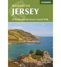 Wanderführer Dillon Paddy - Walking on Jersey Cicerone Press