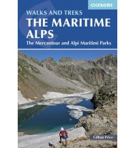 Wanderführer Gillian Price - Walks and Treks in the Maritime Alps Cicerone Press