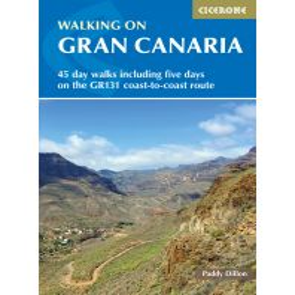 Wanderführer Walking on Gran Canaria Cicerone Press
