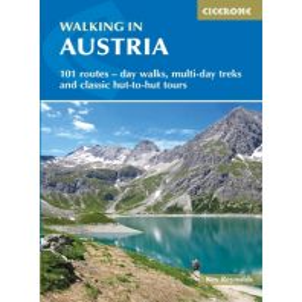Wanderführer Walking in Austria Cicerone Press