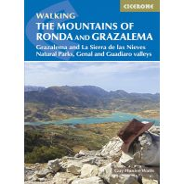 Wanderführer Walking the Mountains of Ronda and Grazalema Cicerone Press