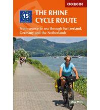 Radführer The Rhine Cycle Route Cicerone Press