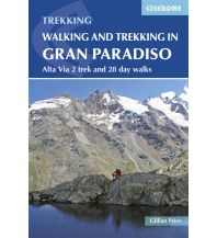 Weitwandern Walking and Trekking in Gran Paradiso Cicerone Press