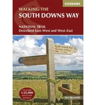 Weitwandern Walking the South Downs Way Cicerone Press