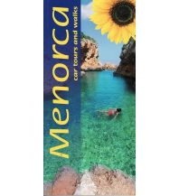 Wanderführer Sunflower Landscapes Spanien - Menorca - car tours and walks Sunflower Books