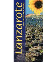 Wanderführer Sunflower Landscapes Spanien - Lanzarote - car tours and walks Sunflower Books