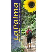 Wanderführer Sunflower Landscapes - La Palma and El Hierro - car tours and walks Sunflower Books