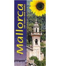 Wanderführer Sunflower Landscapes - Mallorca - car tours and walks Sunflower Books
