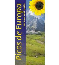 Wanderführer Sunflower Landscapes - Picos de Europa - car tours and walks Sunflower Books