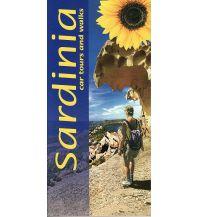 Wanderführer Sunflower Landscapes Italien - Sardinia - car tours and walks Sunflower Books