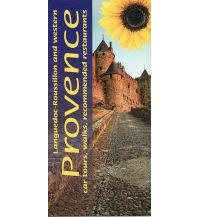Wanderführer Sunflower Landscapes - Languedoc-Roussillon and western Provence Sunflower Books