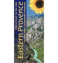 Wanderführer Sunflower Landscapes - Eastern Provence - car tours, walks, recommended restaurants Sunflower Books