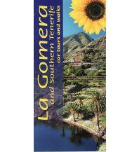 Wanderführer Sunflower Landscapes Spanien - La Gomera and Southern Tenerife - car tours and walks Sunflower Books