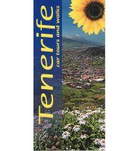 Wanderführer Sunflower Landscapes Spanien - Tenerife - car tours and walks Sunflower Books