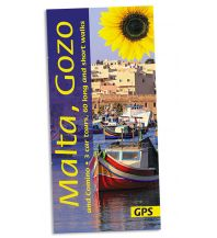Wanderführer Sunflower Landscapes Malta, Gozo and Comino Sunflower Books