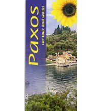 Wanderführer Sunflower Landscapes Paxos and Antipaxos Sunflower Books