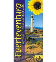 Wanderführer Sunflower Landscapes Fuerteventura Sunflower Books