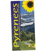 Wanderführer Sunflower Landscapes Frankreich / Spanien - Pyrenees - car tours and walks Sunflower Books