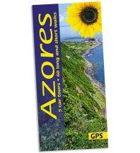 Wanderführer Sunflower Landscapes Azores Sunflower Books