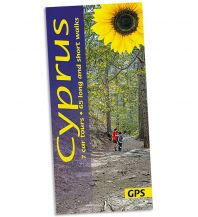 Wanderführer Sunflower Landscapes Cyprus Sunflower Books