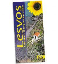 Wanderführer Sunflower Landscapes Lesvos/Lesbos Sunflower Books
