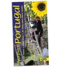 Wanderführer Sunflower Landscapes Northern Portugal Sunflower Books