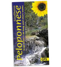 Wanderführer Sunflower Landscapes Southern Peloponnese - car tours and walks Sunflower Books