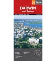 Stadtpläne Darwin Hema Maps