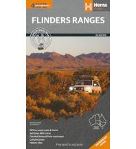 Straßenkarten Australien - Ozeanien Hema Maps - Flinders Rangers 1:400 000 Hema Maps