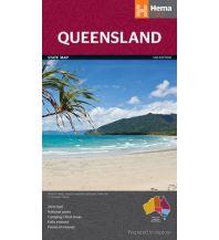 Straßenkarten Australien - Ozeanien Hema State Maps - Queensland 1:500.000 Hema Maps