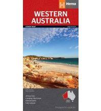 Straßenkarten Australien - Ozeanien Hema State Handy Map - Western Australia 1:2.500.000 Hema Maps
