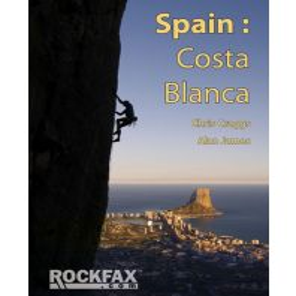 Sportkletterführer Südwesteuropa Spanien: Costa Blanca - Sportklettern Rockfax