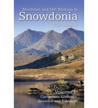 Wanderführer Carl Rogers - Mountain and Hill Walking in Snowdonia Mara books