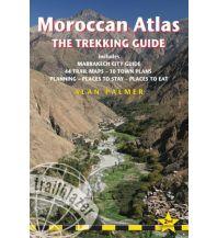 Weitwandern Moroccan Atlas - The Trekking Guide Trailblazer Publications