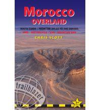 Motorradreisen Morocco Overland Trailblazer Publications