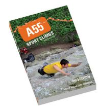 Sportkletterführer Britische Inseln A55 Sport Climbs Pesda Press
